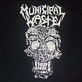 "Municipal Waste - TShirt or Longsleeve -  MUNICIPAL WASTE ""Rotted Skull-Walliford CT"" 2005 band shirt"