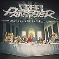 """STEEL PANTHER """"All You Can Eat"""" 2014 US tour shirt"""