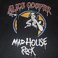 """Alice Cooper - TShirt or Longsleeve - ALICE COOPER """"Mad House Tour 1979"""" tour shirt"""