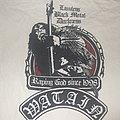 "Watain - TShirt or Longsleeve - WATAIN ""Black Metal Holocaust"" US tour shirt"