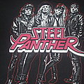 "STEEL PANTHER ""Spreading the Disease"" 2014 European Tour band shirt"