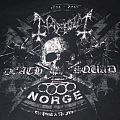 "Mayhem - TShirt or Longsleeve - MAYHEM ""Chainsawed/Gutfucked"" 2010 tour shirt"