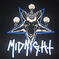 "MIDNIGHT ""Lust, Filth and Sleeze"" 2012 american tour shirt"