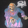 "DEATH ""Scream Bloody Tour""  2015 reissue shirt"