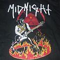"Midnight - TShirt or Longsleeve - MIDNIGHT ""VENOM tribute/HELL'S HEADBANGERS"" band tour shirt"