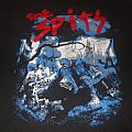 """The Spits - TShirt or Longsleeve - THE SPITS """"2012 European Grave Tour"""" band shirt"""