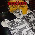 Accused 'The Return of Martha Splatterhead' LP original 2nd pressing Earache/C.O.R. Records