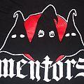 """TShirt or Longsleeve - MENTORS """"3 HOOD LOGO"""" late 2000s band shirt"""
