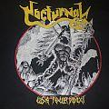 "Nocturnal - TShirt or Longsleeve - NOCTURNAL ""USA Tour MMXI""  2011 american tour shirt"