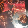 """Skinless """"Only the Ruthless Remain"""" Clear color vinyl LP limited 100"""