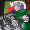 Dayglo Abortions Feed Us a Fetus 2007 Unrest Records reissue colored vinyl