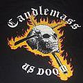 "Candlemass - TShirt or Longsleeve - CANDLEMASS ""U.S. Doom""  2014 Maryland Deathfest XII"