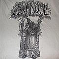"MONARQUE ""Bat/L'Appel de la Nuit"" Sepulchral Productions band shirt"