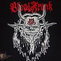 "TShirt or Longsleeve - BLOOD FREAK ""SATANIC GOAT/DONT METAL WITH SATAN"" late 2000s band shirt"