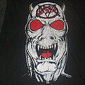 """Slayer - TShirt or Longsleeve - SLAYER """"Reign in Blood/Do you want to Die/White Demon"""" 1986-1987 Tour Shirt 2004..."""