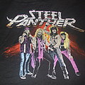 "STEEL PANTHER ""2016-17/23 City""  American Tour band shirt variant"