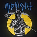 "MIDNIGHT ""Athenar/2016 Tour"" band shirt"