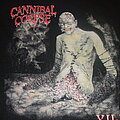 "Cannibal Corpse - TShirt or Longsleeve - CANNIBAL CORPSE ""Vile"" tour 1996 longsleeve"