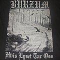 """Burzum - TShirt or Longsleeve - BURZUM """"Hvis Lyset Tar Oss"""" 1998 longsleeve"""