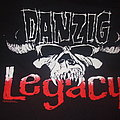 "DANZIG ""Legacy Tour"" 2011 band shirt"