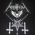 "Nifelheim - TShirt or Longsleeve - NIFELHEIM ""Servants of Darkness/Unholy Death"" band shirt"