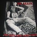 "GG Allin - TShirt or Longsleeve - GG ALLIN ""You Give Love a Bad Name"" 1998 band shirt"