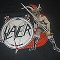 "Slayer - TShirt or Longsleeve - SLAYER ""Haunting the Chapel"" original 1984 Screen Stars shirt w/out copyright..."