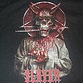 "Slayer - TShirt or Longsleeve - SLAYER ""Unholy Alliance Tour"" 2006"