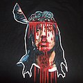 """Andrew W.k. - TShirt or Longsleeve - ANDREW W.K. """"Human Party Machine Tour """" 2013 US Tour shirt"""