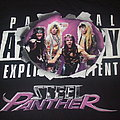"STEEL PANTHER ""Pre-Feel the Steel/Parental Advisory"" 2009 band shirt"