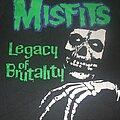 "Misfits - TShirt or Longsleeve - MISFITS ""Legacy of Brutality"" 1987 original Screen Stars shirt"