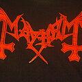 "Mayhem - TShirt or Longsleeve - MAYHEM ""True Norwegian Black Metal"" 1998 longsleeve shirt"