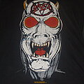 """Slayer - TShirt or Longsleeve - SLAYER """"Reign in Blood/Do you want to Die/White Demon"""" 1986-1987 Tour Shirt 4th..."""