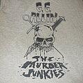 "GG Allin - TShirt or Longsleeve - GG ALLIN ""Terror in America"" 1993 original Gaither art tour shirt"