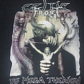 "CELTIC FROST ""To Mega Therion"" 2002 M&F Industries reissue band shirt"
