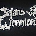 "Anal Cunt - TShirt or Longsleeve - ANAL CUNT SATAN'S WARRIORS ""Logo/Custom shirts"" 2006 reissue shirt (medium)"
