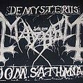 "MAYHEM ""Orthodox Black Metal Fundamentalist"" band shirt"