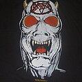 "Slayer - TShirt or Longsleeve - SLAYER ""Reign in Blood/Criminally Insane/White Demon"" 1986-1987 Tour Shirt 5th..."