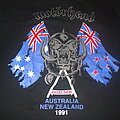 "Motörhead - TShirt or Longsleeve - MOTORHEAD ""Australia/New Zealand"" 1991 tour shirt"