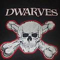 "THE DWARVES - TShirt or Longsleeve - THE DWARVES ""Skull and Crossboners/Bomb"" '92 Thank Heaven for Little Girls tour..."