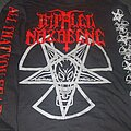 """IMPALED NAZARENE """"All that You Fear/Hammering Satan's Law"""" 2003 Longsleeve"""