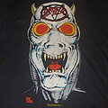 """Slayer - TShirt or Longsleeve - SLAYER """"Reign in Blood/Do you want to Die/White Demon"""" 1986-1987 Tour Shirt 1st..."""