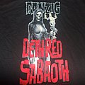 "DANZIG ""Deth Red Sabaoth"" licensed Bravado demo shirt"