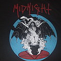 "MIDNIGHT ""Berlin is Burning/Tour Up the Hell"" 2008 tour shirt"