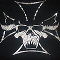 "Danzig - TShirt or Longsleeve - DANZIG ""20 Years Motherfuckers"" 2008 Iron Cross Skull Tour shirt"