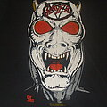 """Slayer - TShirt or Longsleeve - SLAYER """"Reign in Blood/Do you want to Die/White Demon"""" 1986-1987 Tour Shirt 3rd..."""