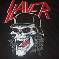 """Slayer - TShirt or Longsleeve - SLAYER """"Slaytanic Wehrmacht"""" 1994 band shirt"""