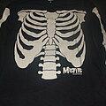 """Misfits - TShirt or Longsleeve - MISFITS """"Hot Topic Glow in the Dark Skeleton"""" longsleeve shirt"""