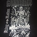 """CORROSION OF CONFORMITY """"King of the Rotten"""" 1997 tour shirt"""