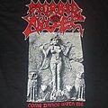 """Morbid Angel - TShirt or Longsleeve - MORBID ANGEL """"Formulas Fatal to the Flesh"""" 1999 longsleeve tour shirt"""
